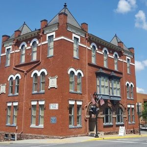 Bedford Museum and Genealogical Library