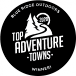 Top Adventure Towns Winner 2020 logo